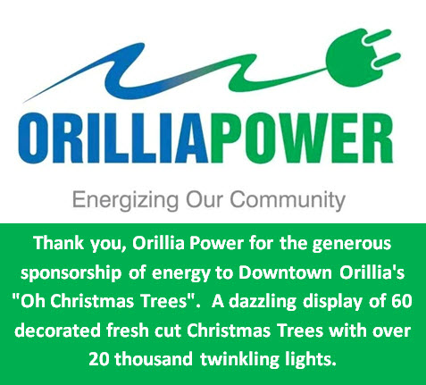 Thank you Orillia Power